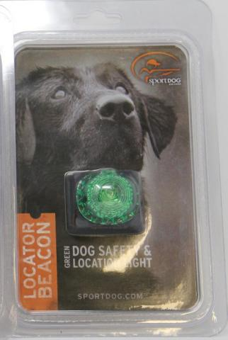 SportDOG Locator Beacon Dog Safety and Location Light - Green