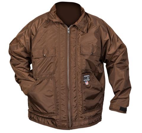 sportsmans choice brown coat
